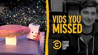 Glitter Bombs, Smart Phone Awards & Other Vids You Missed This Week