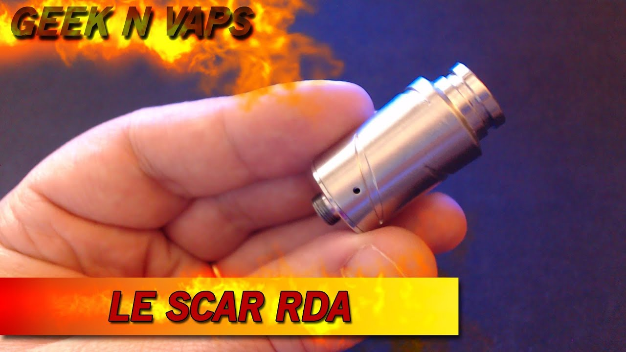 PERFECT Dual Coil RDA Builds - Coily - YouTube |Scar Dual Coil Rda