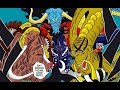 One Piece - Shanks vs Kaido Revealed