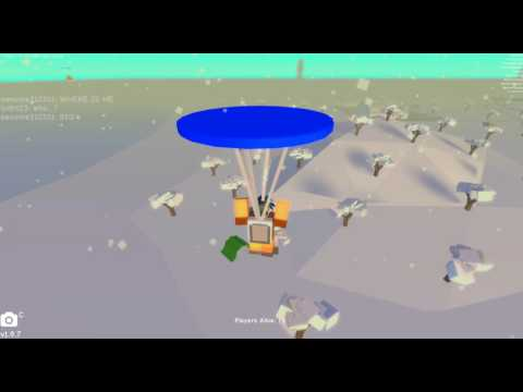 [ROBLOX: Salvage] - Lets Play Ep 1 w/ FallenFalcon - The Best Survival PVP!