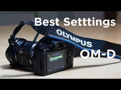 Olympus OM-D E-M1 MkII - My Set Up