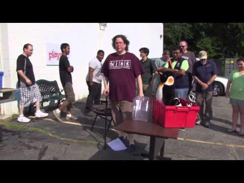 Playrific Ice Bucket Challenge