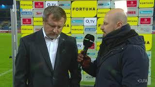 Vrba: Olomouc doplácí na to, že chce hrát fotbal