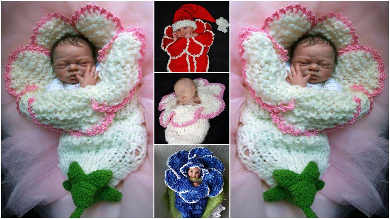 Free Crochet Baby Hat Patterns Ideal For Beginners Youtube