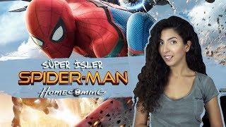 SÜPER İŞLER #6: Örümcek Adam Kimdir