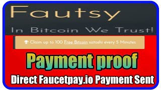 Claim unlimited Bitcoins with 1000 satoshi minimum withdraw|With proof