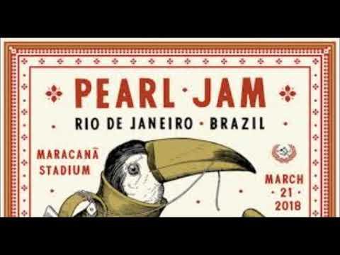 Pearl Jam Live 2018 - Bootleg - Maracanã Stadium Rio de Janeiro Brazil  [FULL SET HQ]