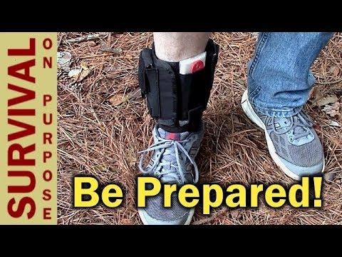 Lynx Defense Ankle Medical Kit - Trauma Kit