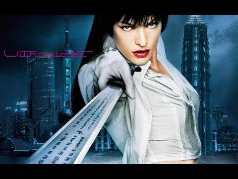 Milla Jovovich/Ultraviolet montage (Jem 24)