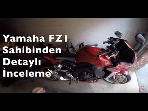 Yamaha FZ1 Sahibinden Detayli Inceleme