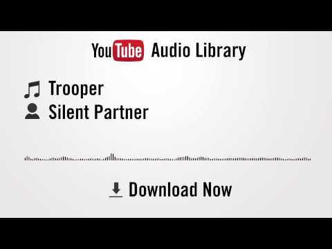 Trooper - Silent Partner (YouTube Royalty-free Music Download)