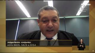 Nunes Marques entende que trabalho intermitente não gera precarização