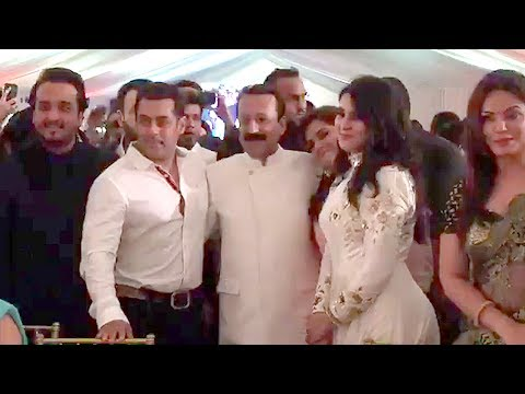 Thumbnail: Baba Siddiqui Iftar Party 2017 INSIDE Video Of Salman Khan LEAKED