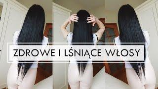 Jak zapuścić długie, lśniące i zdrowe włosy ? | Victoria Pikul
