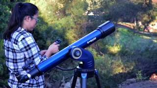 Meade Instruments- How To Setup & Align Your StarNavigator NG Telescope