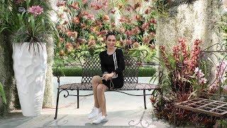 Выставка Орхидей - Цветочный День - Санта Барбара - Эпизод 27 - Семейный Влог - Эгине - Heghineh