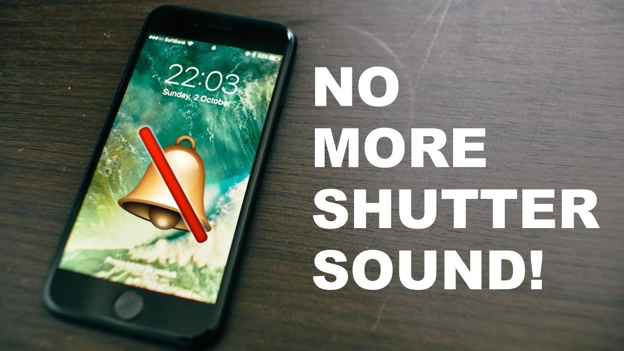 sound on iphone