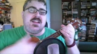 Bushes of Love - ukulele Bad Lip Reading cover