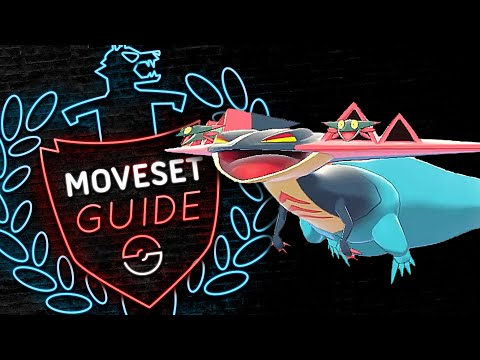 How to use DRAGAPULT! Dragapult Moveset Guide! Pokemon Sword and Shield! ⚔️🛡️