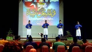 Nasyıd KDSS Johor 2016 - Unite For Islam (UniFi)