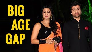 SHOCKING !!! Bollywood Celebrities Second Marriage and their Big Age Gap