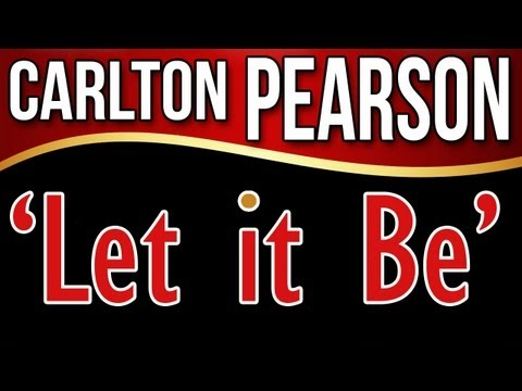 'Let It Be' with Carlton Pearson - MP3 album at www.bishoppearson.com - Deepak Chopra & others.