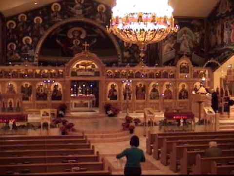 December 18, 2016 Liturgy