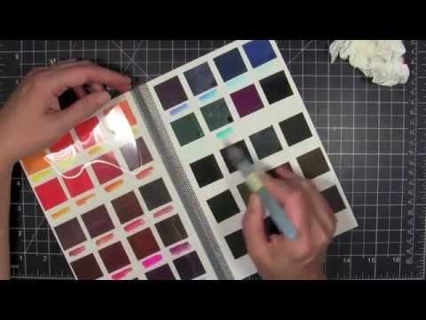 DIY Portable Peerless Watercolor Palette