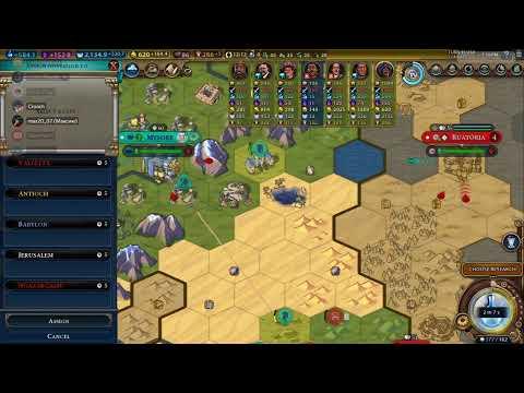Civilization VI FFA 6
