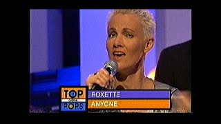 """Download Mp3 Roxette - """"anyone"""" - Top Of The Pops"""