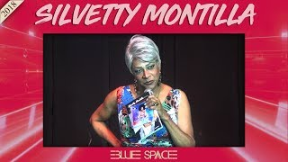 Blue Space Oficial - MATINÊ - Silvetty Montilla  - 23.09.18