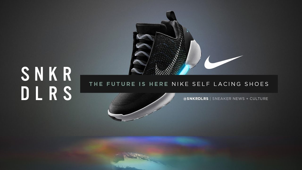 Nike Self Lacing Shoes | Hyper Adapt 1.0