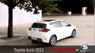 Nuova Toyota Auris 2013 - test drive Lisbona