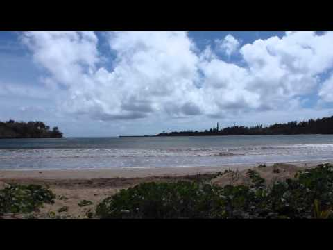 Hanamaulu Beach Park, Kauai, Hawaii