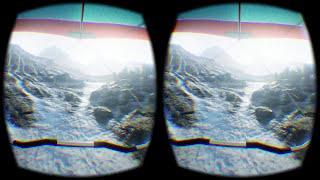 Oculus Rift - VR Hanggliding Demo (LandscapeMountains) [1080p]