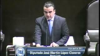 Dip. José López (PAN) - Ley de Caminos, Puentes y Autotransporte Federal