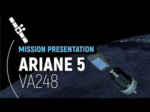 Arianespace Flight VA248 - EUTELSAT 7C Presentation