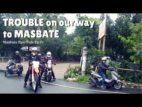 Masbate Ep1: Laguna to Masbate Endurance Ride│Bitukang Manok/Old Zigzag