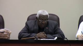 Manchester TN Board Of Mayor And Alderman Meeting 05-16-2017