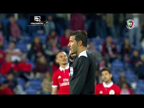 Polémica: Golo bem anulado ao Estoril? (Estoril - Benfica)
