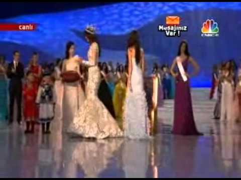 Mỹ nữ Trung Quốc đăng quang Hoa hậu Thế giới 2012   YuMe