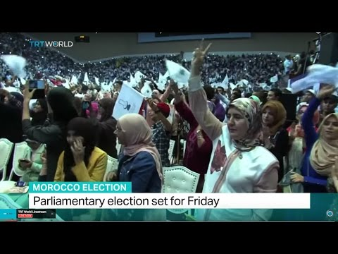 Morocco Election: Parliamentary election set for Friday