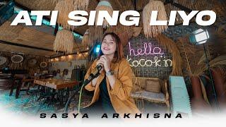 SASYA ARKHISNA - ATI SING LIYO ( Official Music Video )