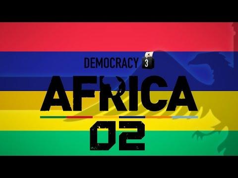 Mauritius Maurexit #02 - Democracy 3 Africa