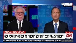 Rep. Schiff on CNN: White House Not Fully Cooperating in Russia Investigation