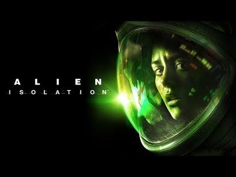 Alien: Isolation - Gameplay Español
