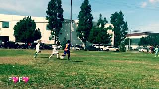 Soccer prodigy Fifi G Best 6 year old soccer player in united states