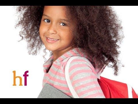 La espalda de los niños: cómo cuidarla en el cole