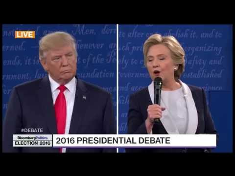 Trump Just Suggested Clinton Would Be in Jail if He Were President