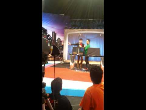 Sketsa panggung ANTV #Tangkar eps: Richard Ricardo